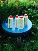 Биопрепарат Биоклин для выгребных ям, септиков и дренажей