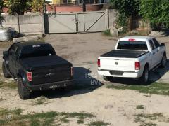 Body cover Ford F150 pickup truck. Cover Dodge Ram