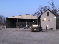 Будівництво під ключ ангарів, цехів, складів, ферм, СТО