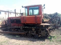 Bulldozer DT 75. 2001, V. (Kupyansk, Kharkov)