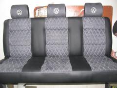 Диван в микроавтобус, диван-трансформер для микроавтобуса для бу