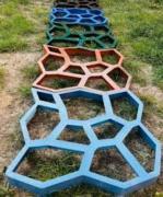 Форма для садовой дорожки Днепр Садовая дорожка бетон в Днепре