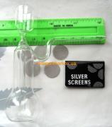 Кальян скляний кальян скло сувенір похідний ручна робота