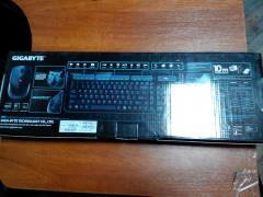 Keyboard and mouse Gigabyte KM7580