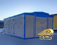Комплектні трансформаторні підстанції КТП, КТПН, КТПГС до 35кВ