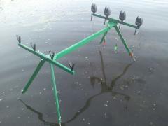 Large feeder dump truck for winter fishing 0,42 l