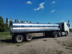 Manufacture, repair of tank Trucks
