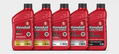 Original engine oils from the USA and Europe are sold