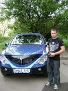Продам автомобіль SSANGYONG Actyon