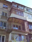 Ремонт і розширення балконів в Одесі