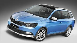 Rent a car Skoda Fabia Wagon from $10 per day