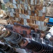 Spare parts for the engines IN-31M2, D6, D12, B-31М4, IN-46-5C (Kiev)