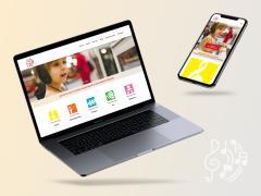 Створення сайтів / Дизайн / Реклама