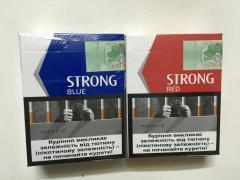 Сигарети Strong (25), Blue, Red, ROYAL compact оптом