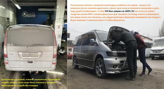 Tuning Internal Profile stations in Odessa for vans, car electronics, chip-Chu