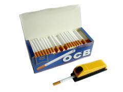 Wholesale of machines for rolling cigarettes