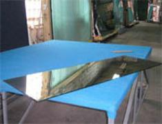 Window glass 3 mm - 6 mm wholesale and cutting in Kiev