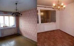 Якісний ремонт квартир під ключ або частково